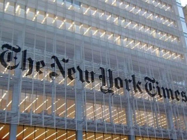 Tin tặc Nga đang tấn công các&nbsp; nhà báo <i>New York Times</i> : Báo cáo