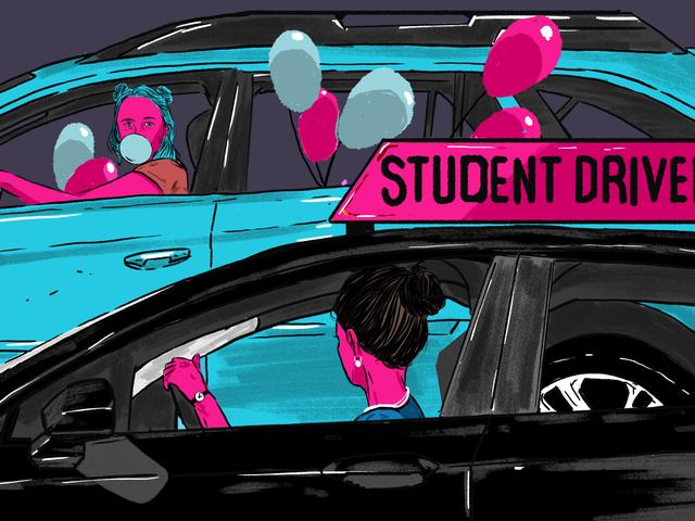 Sådan lærer du at køre som voksen