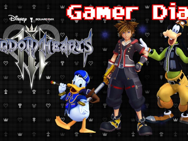 Gamer Diary: Kingdom Hearts III