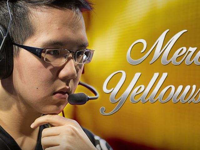 พูดถึงการเขย่าอย่างมากใน League of Legends eSports ผู้เล่นชั้นนำชาวยุโรป Yellowstar แค่ร้อง