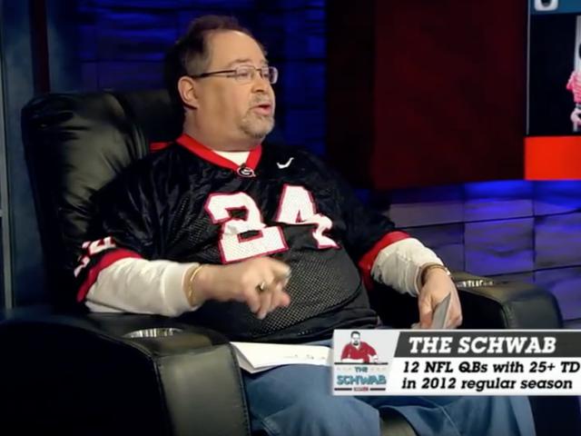 Howie Schwab, TV로 돌아 간다.