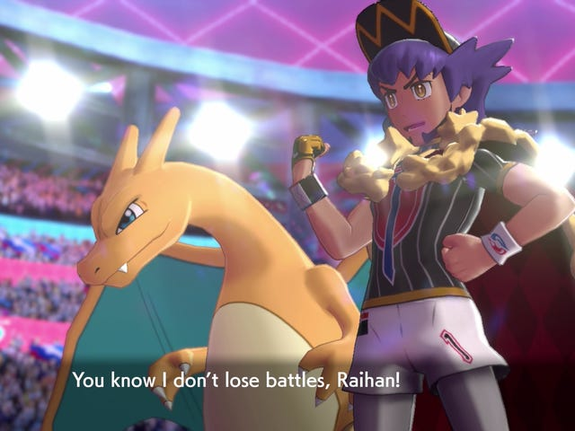 ¿Por qué los fanáticos de Pokémon están tan locos por la espada y el escudo?