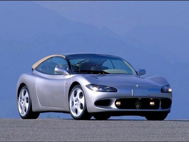 Maserati Auge concept c1995
