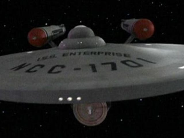 Ang nawawalang paglalayag sa stage debut ng Star Trek