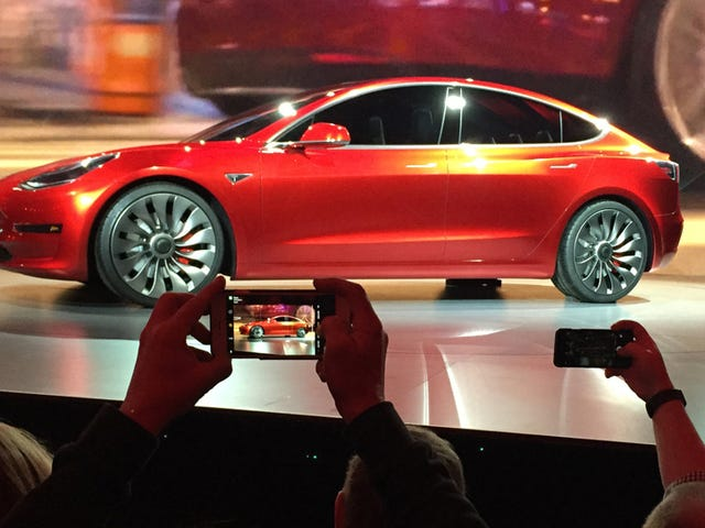 This Is The Best Thing About The Tesla Model 3
