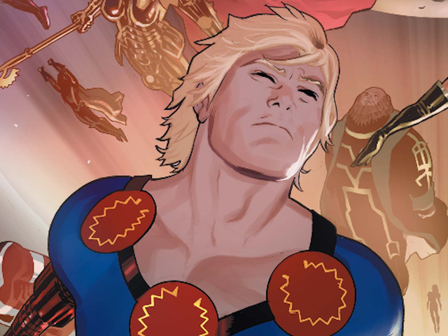Meet The Eternals, Marvel's next obscure property bound for the big screen