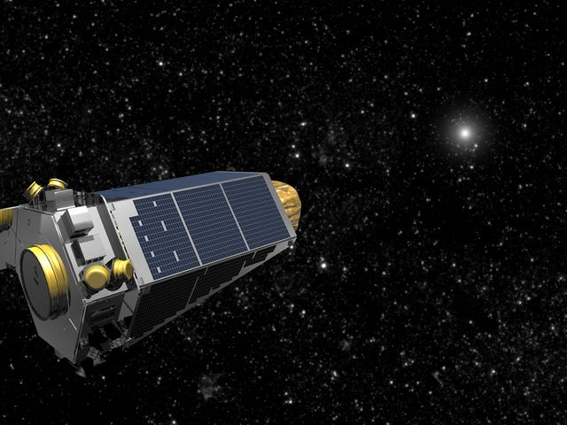 NASA's Kepler Space Telescope Not Dead Yet, May Even Have Another Exoplanet Survey Left in It