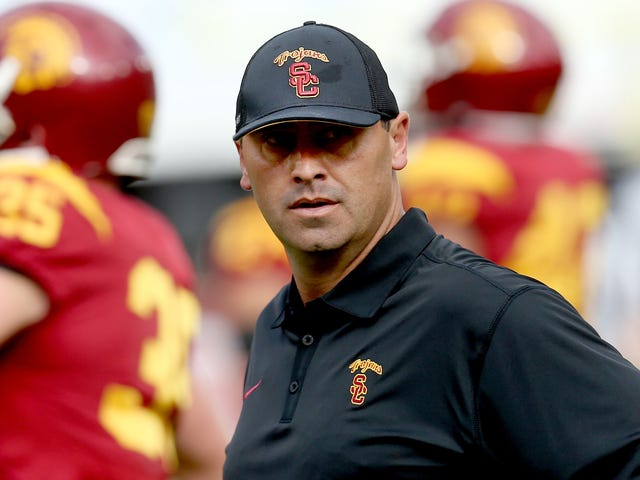 Steve Sarkisian Lost His Wrongful Termination Suit Against USC