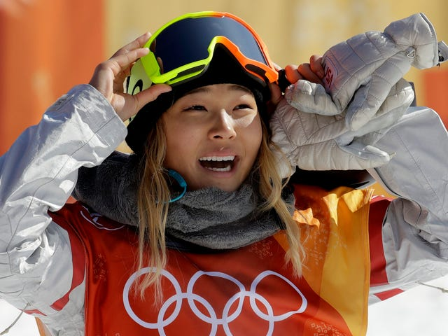 Chloe Kim Nails Trick No Woman Has Ever Done In Competition