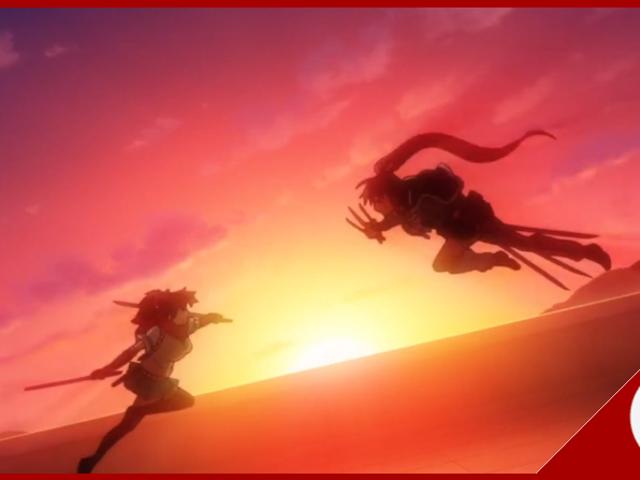 In The Latest Chapter Of...Senran Kagura Shinovi Master: Tokyo Youma-Arc (Ch.03)