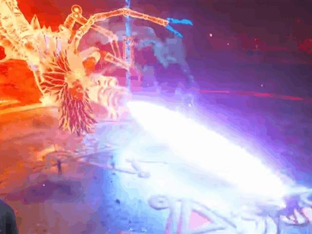 Breath Of The Wild Player slår spel med endast sköldar, inga vapen