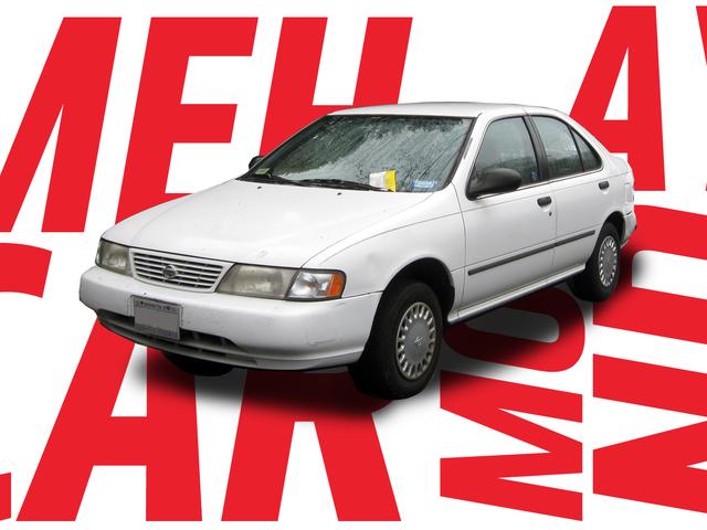 Meh Car Monday: The Empty Scent Of The Sentra