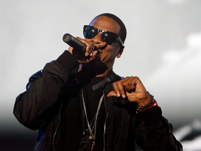 Ele ou ele não tirou uma foto de Kanye no novo álbum do Meek Mill?  Jay-Z esclarece