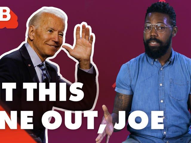 Uber Driver, Equalizer, en Home Depot manager og flere ting Joe Biden burde være i stedet for præsident