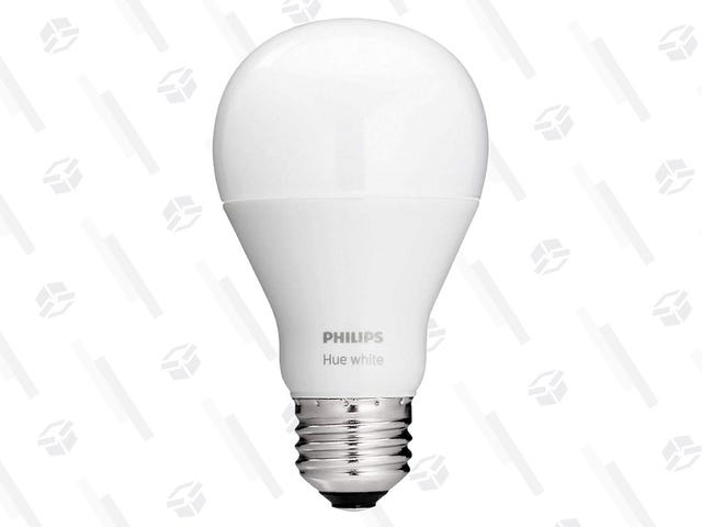 Outfit the Rest Of Your House With Philips Hue White Bulbs, Now Just $13 Each