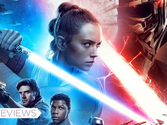 Star Wars: Η άνοδος του Skywalker είναι ένας απογοητευτικός τρόπος για να τερματίσετε ένα σαφάρι