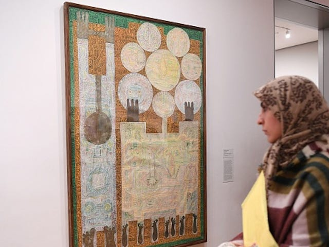 MoMa Shelves Western Canon Works, Replaces With Art From Banned Countries