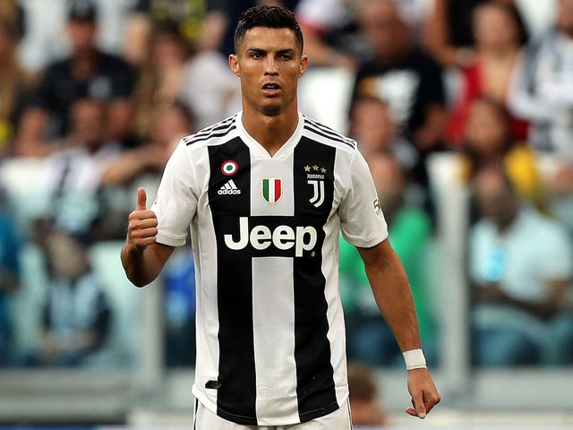 Las Vegas Police Reopen Investigation Into Alleged Rape By Cristiano Ronaldo
