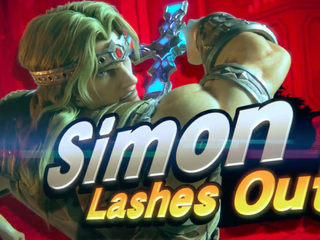Castlevania's Simon And Richter Belmont Join Smash Bros Ultimate