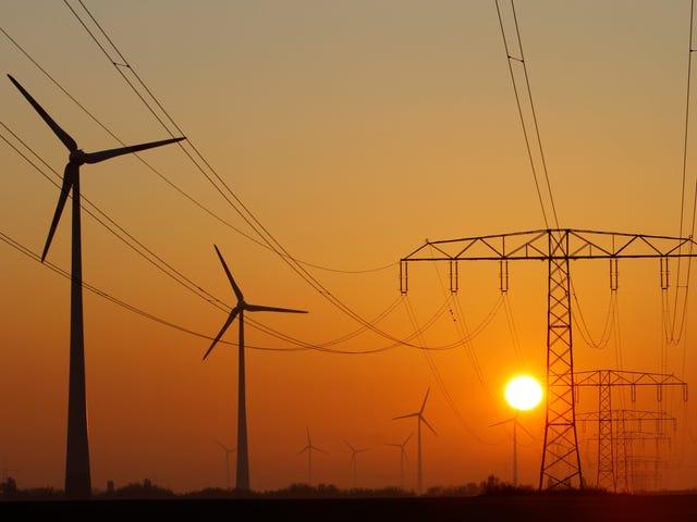 Alemania tenía tanta energia renovável em Navidad que tuvo que pagar a la gente para usarla