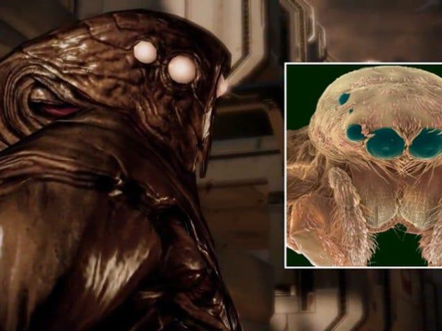Πώς η Μυθολογία και η Ποπ Πολιτισμός επηρέασαν τη <i>Mass Effect</i>