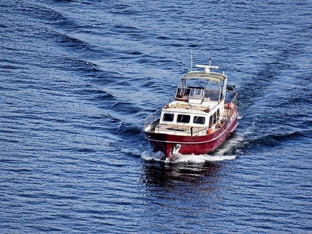 Cuál es la mayor distancia que puedes hacer viajando en línea recta por mar sin chocar con nada