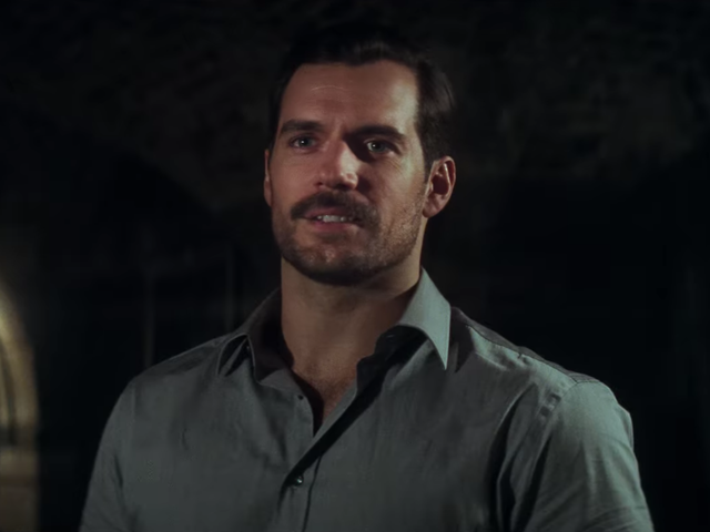 Henry Cavill's Mustache Wants to Take Out Tom Cruise in the New Mission: Impossible—Fallout Trailer