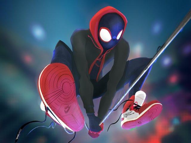 Spider-Man: Un Nuevo Universo - Segundo Trailer + Poster