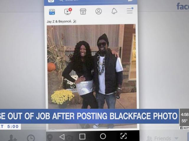 Infirmière du Missouri renvoyée pour le costume Blackface 'Beyoncé'
