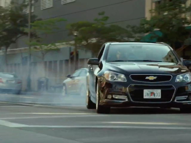 The Chevy SS Looks So Bland You Can Swap It For A Malibu In A Movie And No One Will Notice