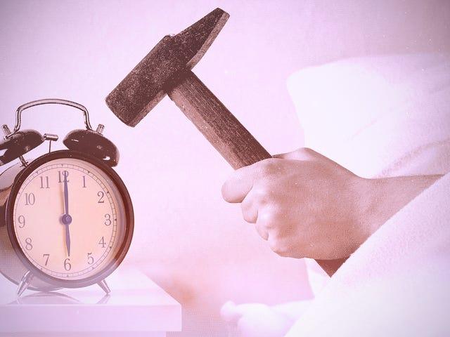 Hvordan gjøre å komme seg ut av sengen om morgenen lettere