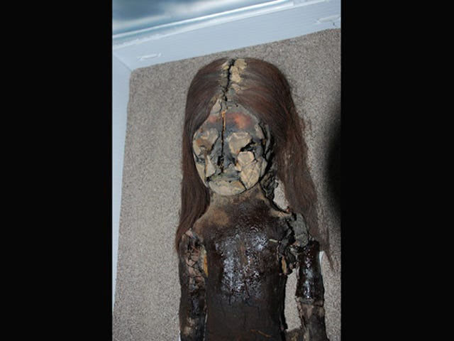 The World's Oldest Mummies Are Suddenly Turning Into Black Goo