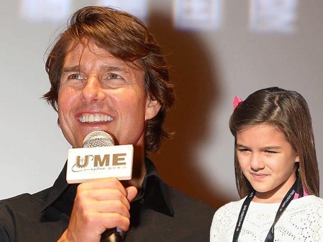 Tom Cruise'un, 800 Gün İçinde Suri Görmediği Bildirildi