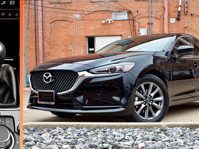 The 2019 Mazda 6 Could Lose the Manual Transmission: Report [Updated: Mazda Confirms It]