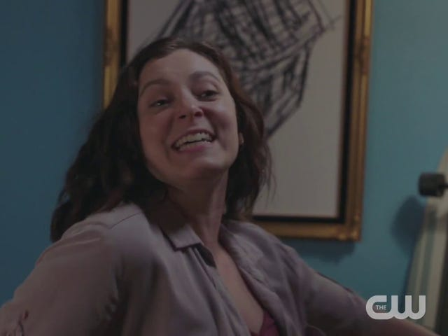 """Crazy Ex-Girlfriend Directly Calls Me Out With """"Time To Seize the Day"""""""