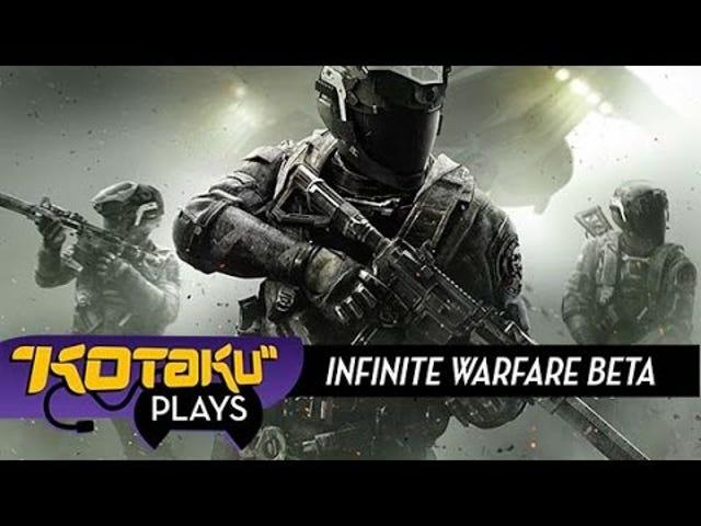 Infinite Warfare Multiplayer Isn't New, But It's Still A Good Time