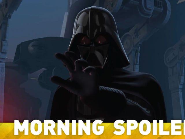 <i>Star Wars Rebels</i> kan ha ett otäckt öde i butik för en av våra favorit karaktärer