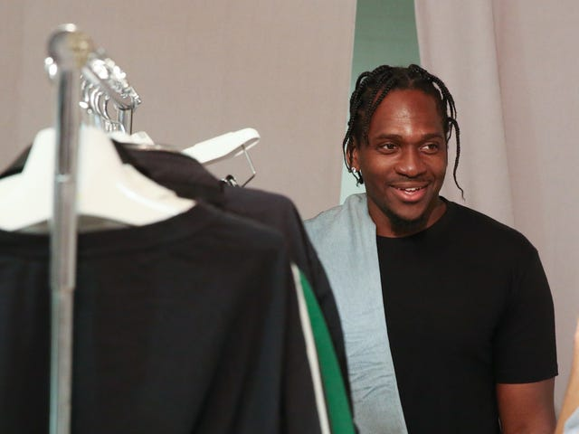 Dapper in Dior, Married in Marchesa: How Pusha T and His Bride Tied the Knot in Classic Style
