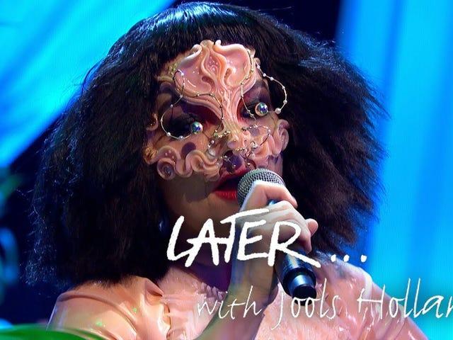 Niech Björk przypomni Ci o swojej wielkości