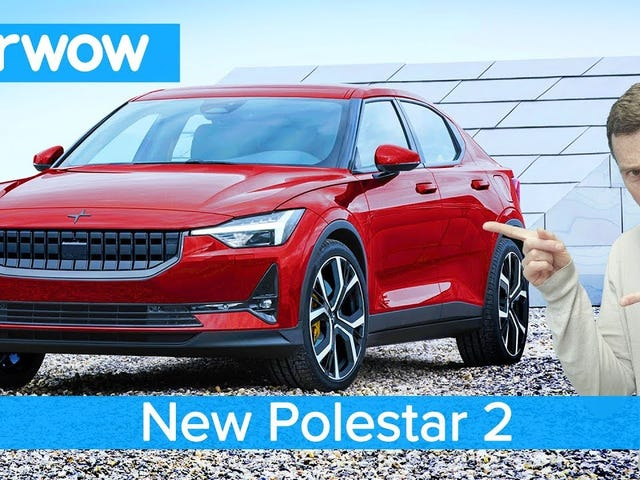 Polestar 2 is Sweden's answer to Tesla
