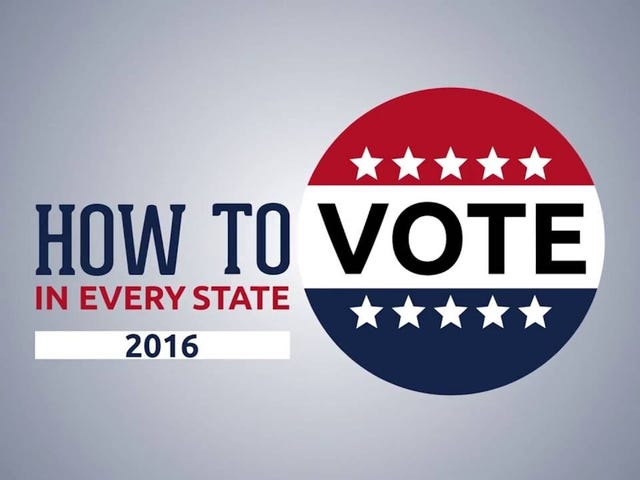 How to Vote In Every State Uses Short Videos to Explain What You Should Do Before the Election