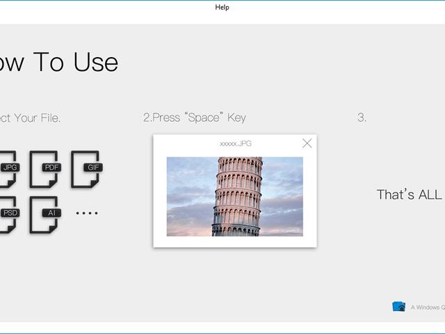 Seer Brings Mac-Like Preview Views to Windows
