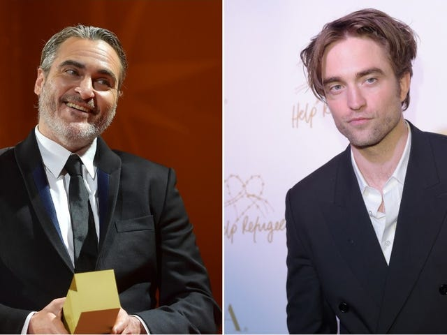 Sorry, 'shippers: Robert Pattinson's Batman will never meet Joaquin Phoenix's Joker