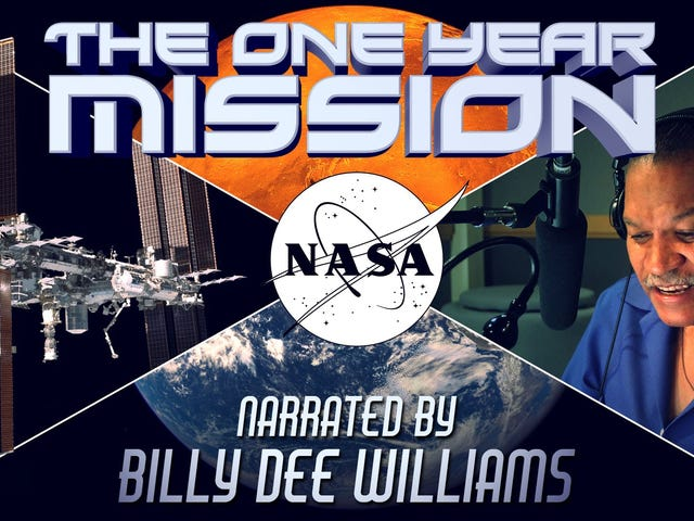 The One Year Mission In Space Is Halfway Over