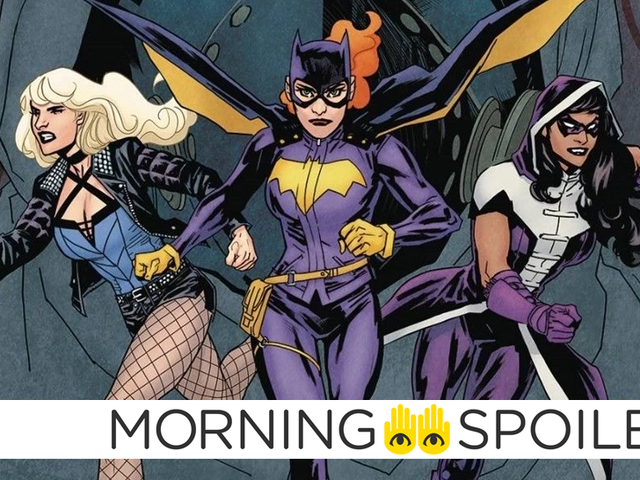 More Rumors About Who Might Play the Big Villain in Birds of Prey
