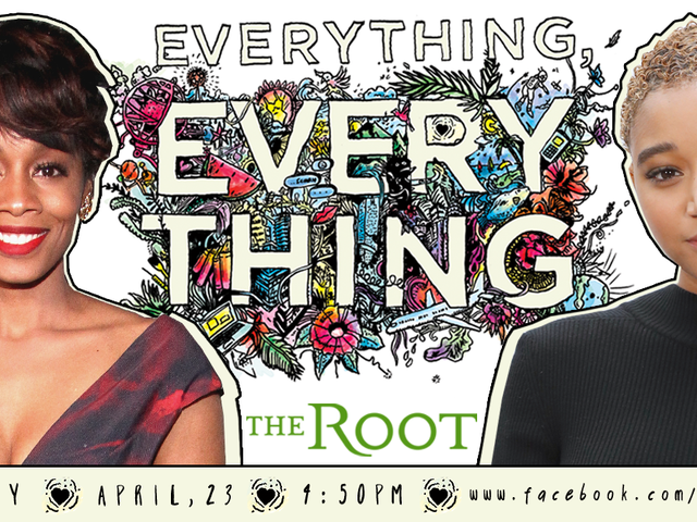 Join Us Sunday on Facebook Live With Anika Noni Rose and Amandla Stenberg to Discuss Everything, Everything