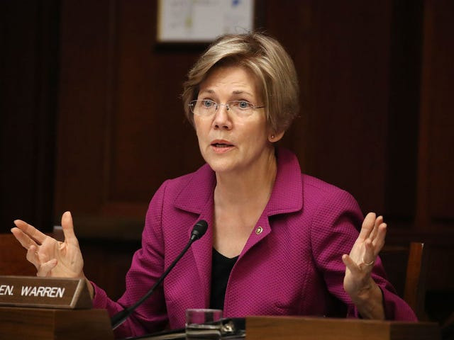 Elizabeth Warren May Not Be Native American, But She Might Be Black, Talking About 'I Got Some Indian In My Family'