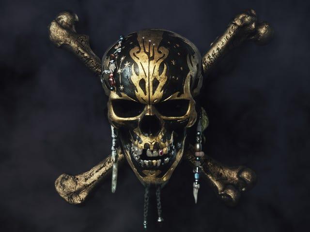 La mort arrive dans la première bande-annonce pour les <i>pirates des Caraïbes: les hommes morts racontent des contes</i>