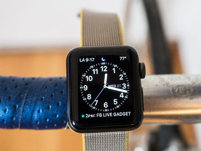 Strap an Apple Watch to Your Wrist For $150