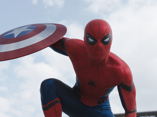 Before Spider-Man, an Early Version of Civil War Had Tony Stark Recruit Ant-Man Instead